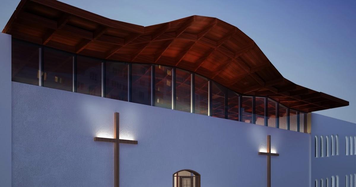 Reconstrucci n de un edificio industrial en la iglesia - Disenador de espacios ...