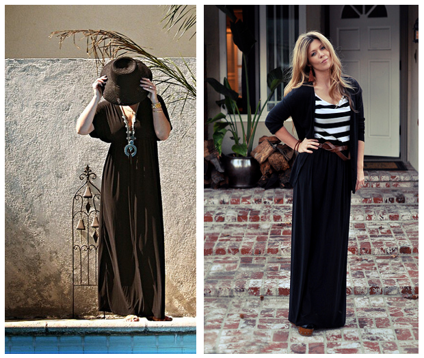 ways to wear it maxi dresses skirts maegan