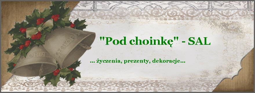 """Pod choinkę"" - SAL"