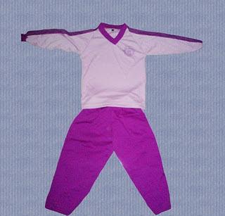 Kaos Olahraga Sekolah