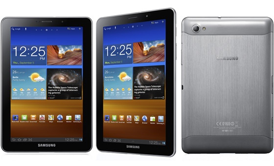 Samsung Galaxy Tab 7.7 LTE I815 Gaming Performance Review