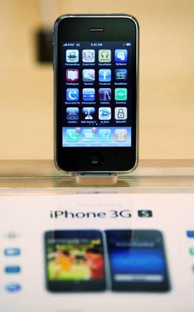 Perubahan Bentuk iPhone dari Waktu Ke Waktu