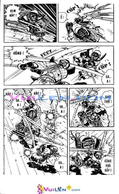 Siêu quậy Teppi chap 33 - Trang 44