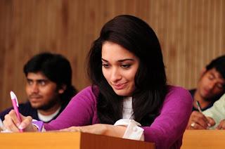 Naga Chaitanya, Tamanna Latest Stills from Telugu Movie - 100% Love