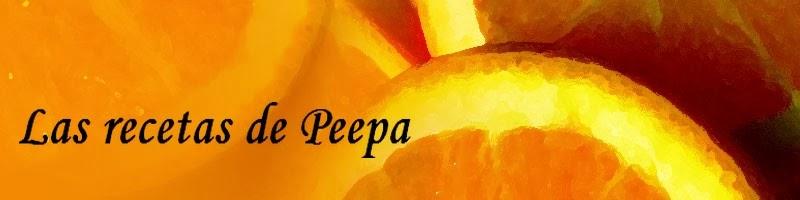Las recetas de Peepa