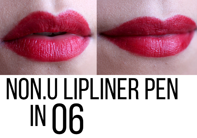 NON.U Elegant Makings She Turns Me On Lipliner Pen 06