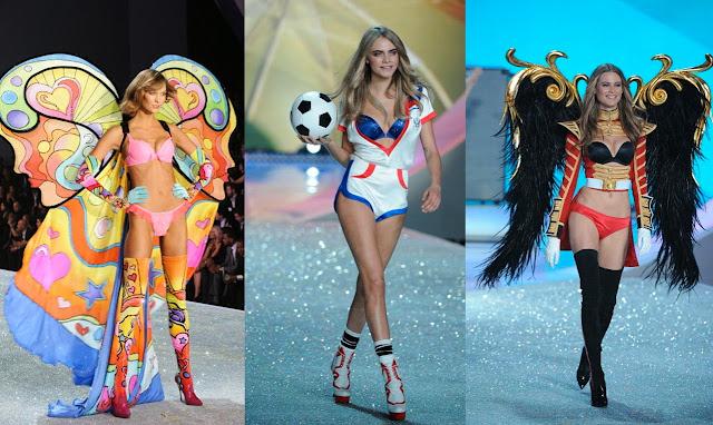 victorias secret, fashion show, karlie kloss, cara delevingne
