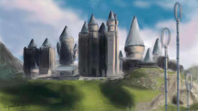 Harry Potter, landscape