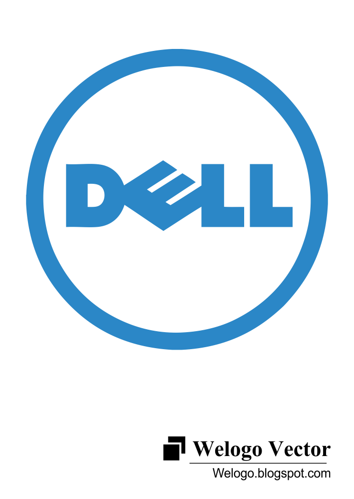 Dell logo vector (AI, PNG File) - Welogo Vector | Free Logo Download