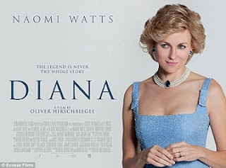 Naomi Watts & Princess Diana