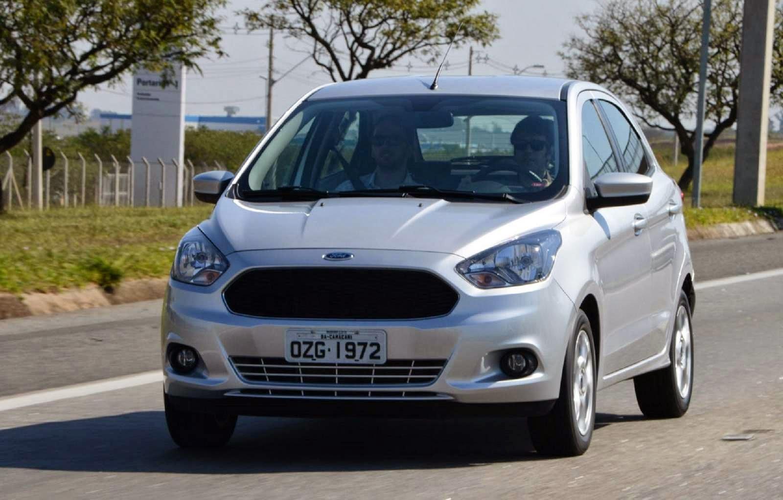 Conheça o Novo Ford Ka 2015 - Preço, Fotos, Avaliação, Ficha