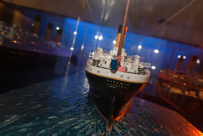 Titanic The exhibition sevilla
