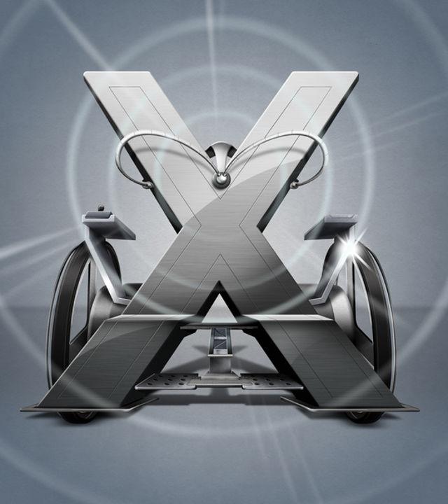 X: Professor X