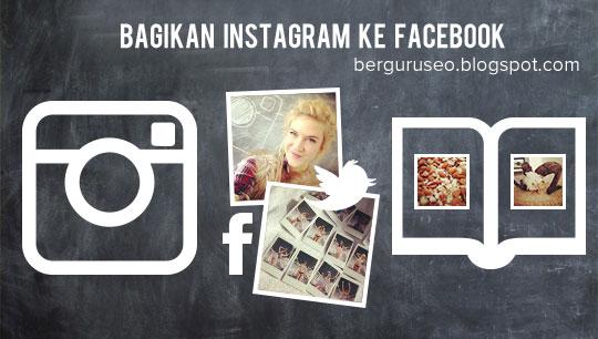 Cara Menambah Followers dan Like di Instagram dengan Mengaitkan Akun