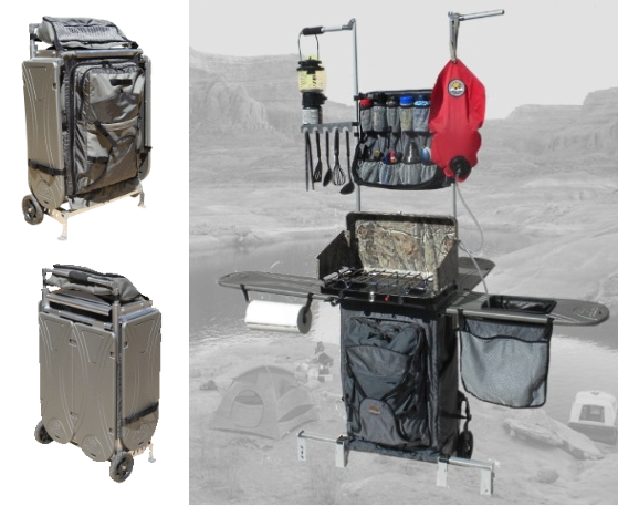Grub Hub®   The Worldu0027s Most Portable All Terrain Camp Kitchens And Field  Stations.