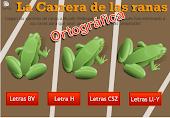 CARRERA ORTOGRÁFICA
