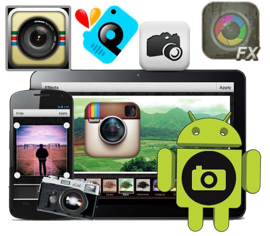 15 Aplikasi edit foto android gratis terlengkap terbaik dan terbaru