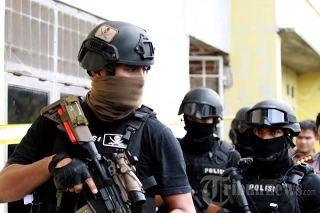 Terbukti Tak Terlibat, Densus 88 Lepaskan Terduga Teroris