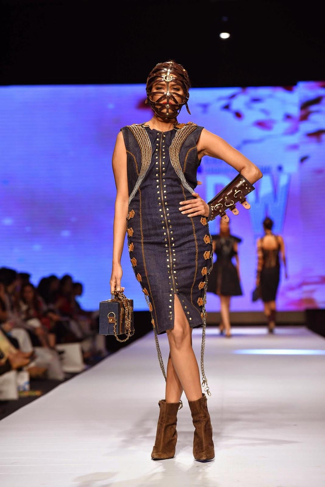 Hassan Riaz Telenor Fashion Pakistan Week 2015 Day 1