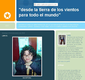 primer blogguer de Carolina