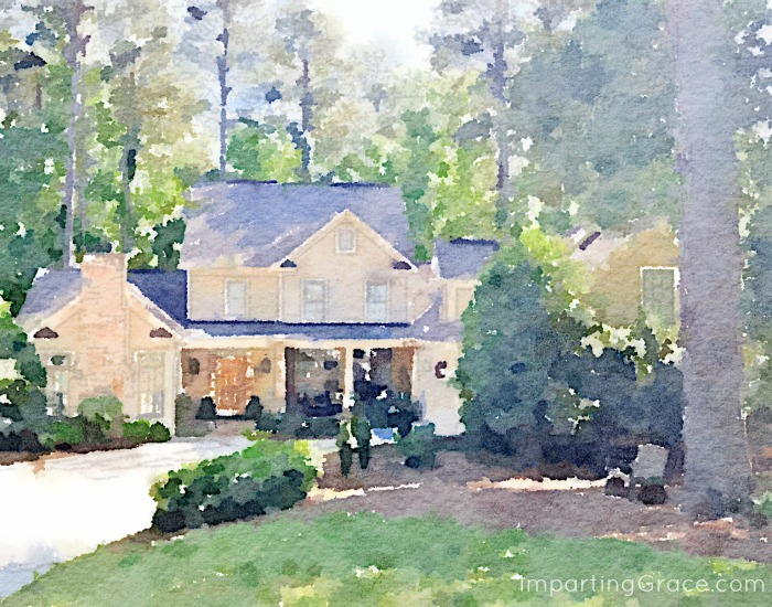 imparting grace how to create a portrait of your home