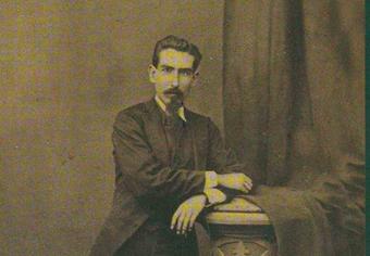 Poeta mexicano José Rosas Moreno