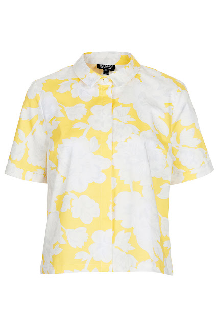 summer boxy shirt