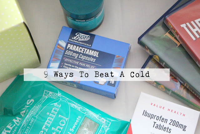 how to be a cold get rid of quick flu