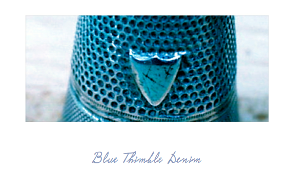 Blue Thimble Denim