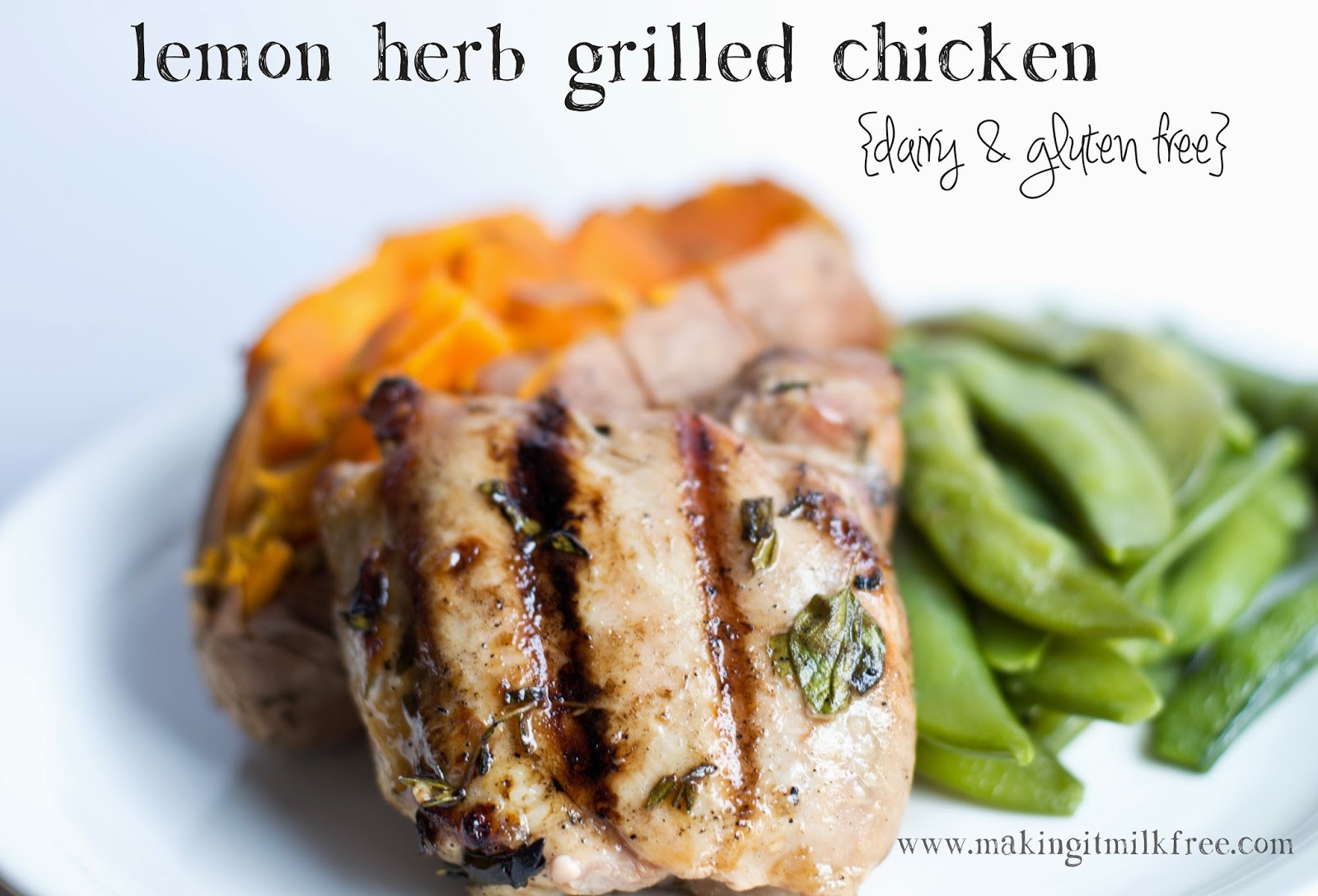 #glutenfree #dairyfree #grilled_chicken