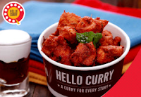 HelloCurry Online Food order Rs. 250 off on Rs. 400 + 50% Cashback for Bangalore & Hyderabad : BuyToEarn
