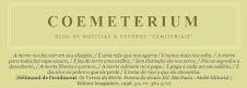 Blog de Notícias e Estudos Cemiteriais