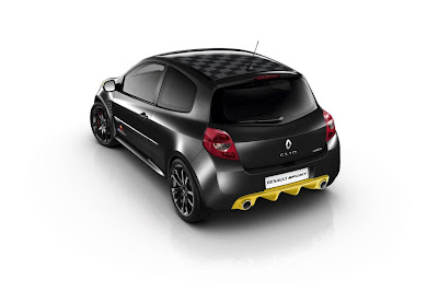 Renault Clio RS Red Bull