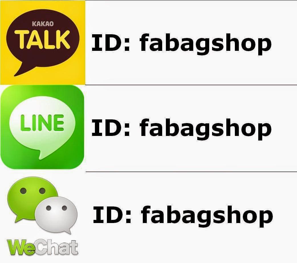 ID Kakao Talk, LINE, WeChat