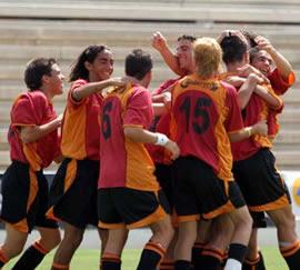 Costa Bl Cup Costa Blanca Cup del 10.  16.de Julio con miles de chicos y chicas de 19 países