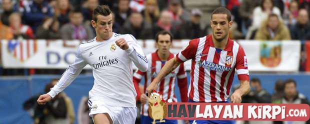 Real Madrid Atletico Madrid maçı izle