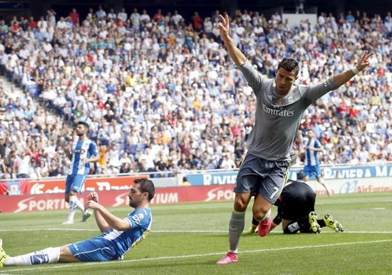 Espanyol 0 x 6 Real Madrid - Campeonato Espanhol(La Liga) 2015/16