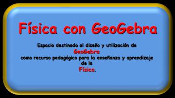FÍSICA CON GEOGEBRA: Nuestro Blog de Applets