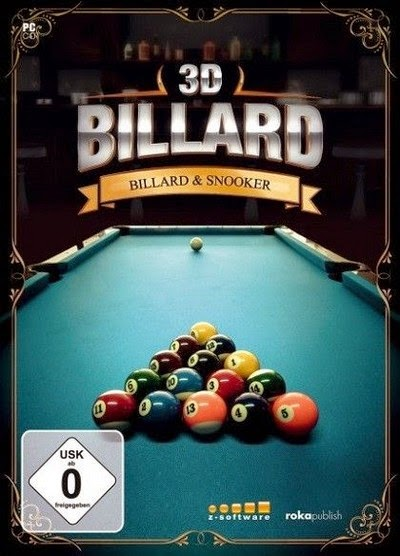 Game Billiard For PC Single Link