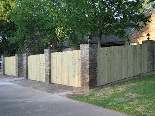 Деревянный забор. Фото 36