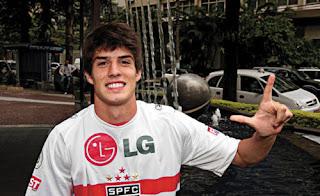 Fotos Lucas Piazon - Jogador do São Paulo