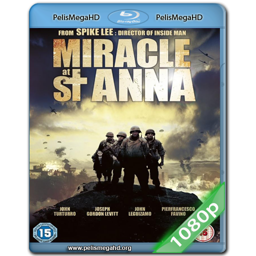 MILAGRO EN SANTA ANA (2008) FULL 1080P HD MKV ESPAÑOL LATINO
