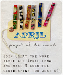 April Project of the Month