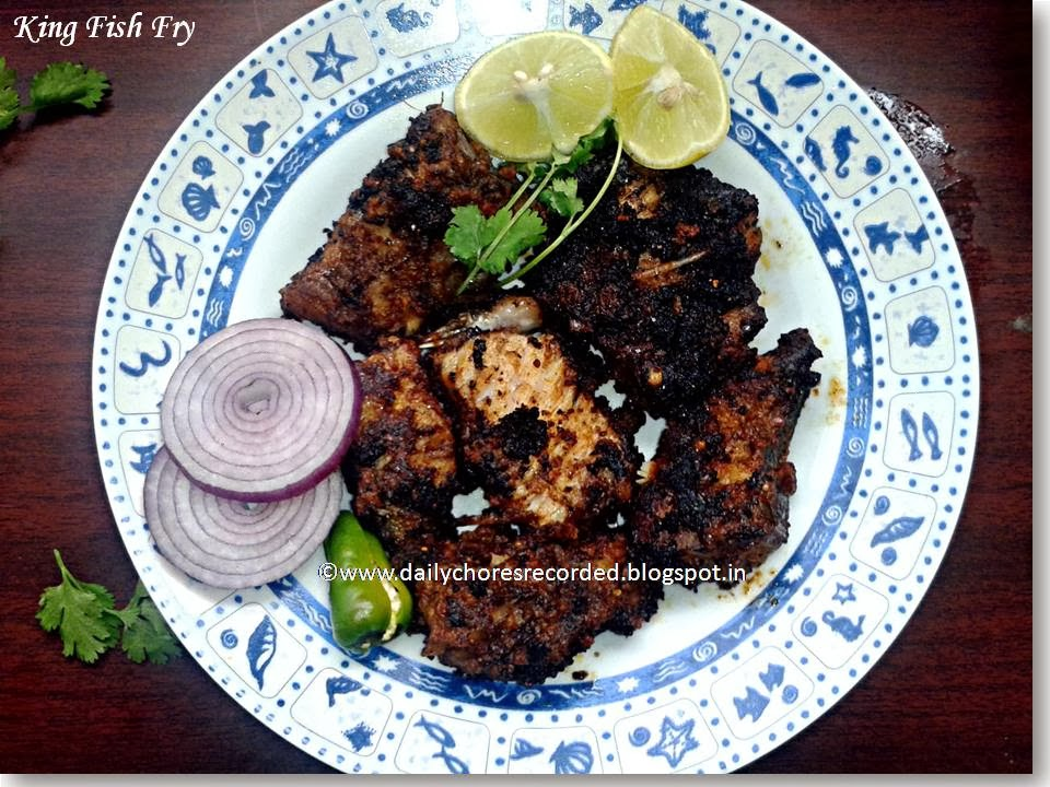 how to remove fry fish from house
