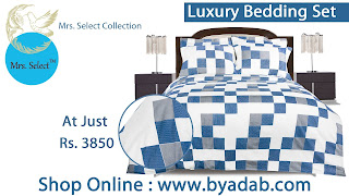 Bed linen store online at best prices