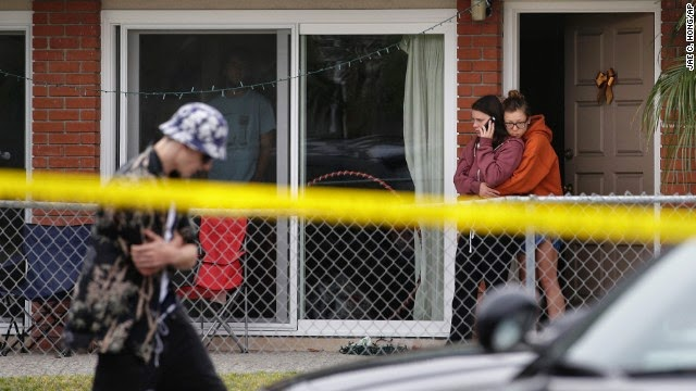 7 People Dead In Isla Vista Shooting; Suspect Vowed Retribution In His YouTube Video