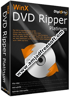 WinX DVD Ripper Platinum 7.5.11 with Serial keys Free Download [New]