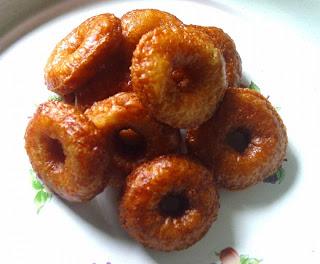 Resep Kue Cincin