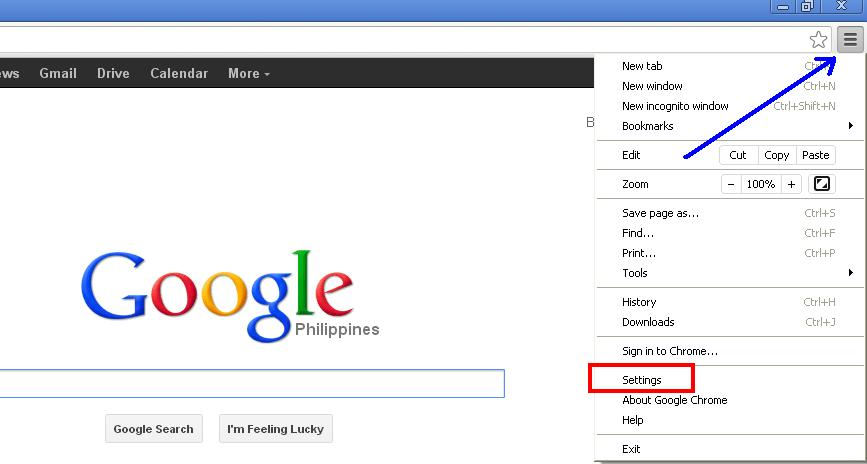 How To Reset Google Chrome To Its Default Settings