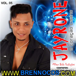 Jayrone Cigano   Volume 5   CD 2013 | músicas